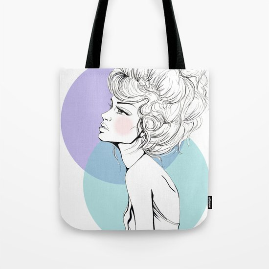Up Do It Tote Bag