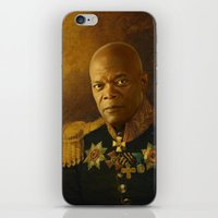 Samuel L. Jackson - Repl… iPhone & iPod Skin