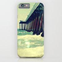 Hermosa Beach Pier Heart… iPhone 6 Slim Case