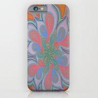 Drops And Petals 3 iPhone 6 Slim Case
