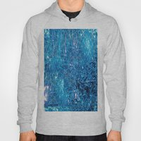 Broken And Blue Hoody