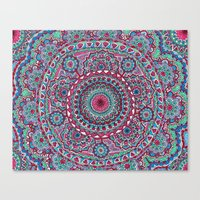 Mesmerizing Mandala Canvas Print
