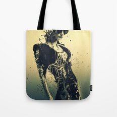 Beauty Echoes Tote Bag