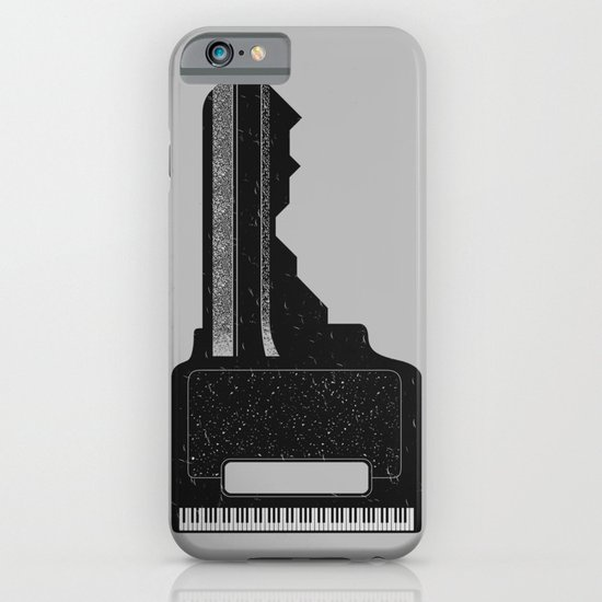 Piano Key. iPhone & iPod Case