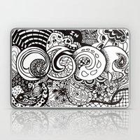 IN Laptop & iPad Skin