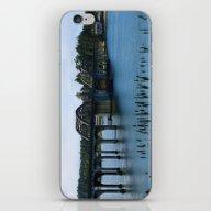 Siuslaw River Bridge - F… iPhone & iPod Skin