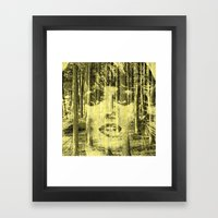 Lifelike. Framed Art Print
