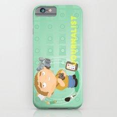 Journalist Slim Case iPhone 6s