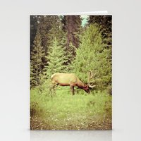 Time To Graze Stationery Cards