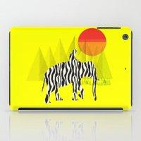 Zelephant - Mahout & Elephant iPad Case