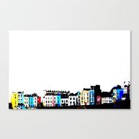 Clifton Colour Canvas Print
