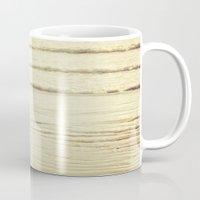 Golden Surf Mug