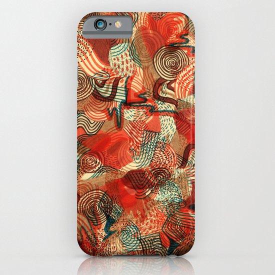Melting Mix iPhone & iPod Case