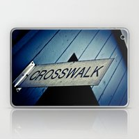 Crosswalk Laptop & iPad Skin