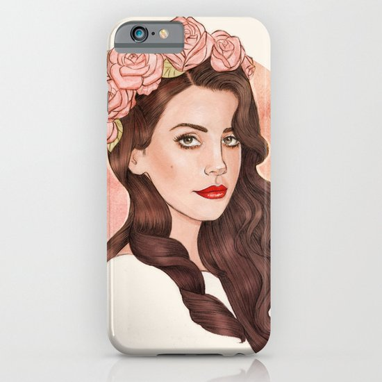 LDR IV iPhone & iPod Case