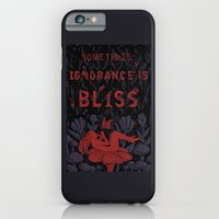 Ignorance Is Bliss iPhone 6 Slim Case