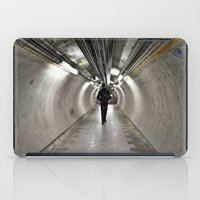 IN A LONDON UNDERGROUND … iPad Case