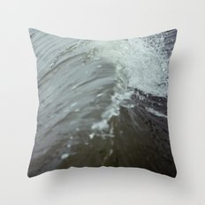 Atlantic #1 Throw Pillow
