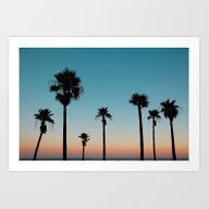 Art Print featuring Dreamin  by Zee Peralta