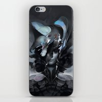 The Carrion Widow From B… iPhone & iPod Skin