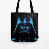 The Dark Vader, Star Wars Tribute Tote Bag