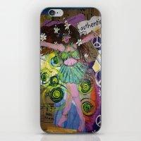 Loose Woman iPhone & iPod Skin