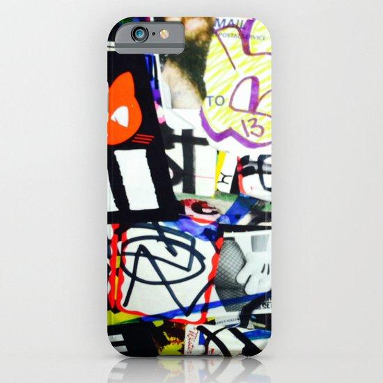 grafiti v.5 iPhone & iPod Case
