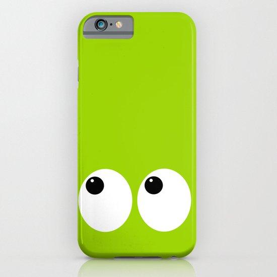 Eyes #1 iPhone & iPod Case