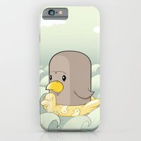 Chick Across the Sea iPhone 6 Slim Case