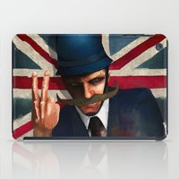 The bollocks iPad Case