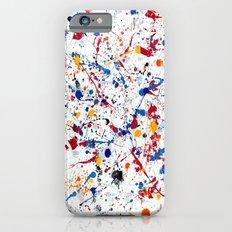 Abstract #3 - Exhilarati… iPhone 6 Slim Case