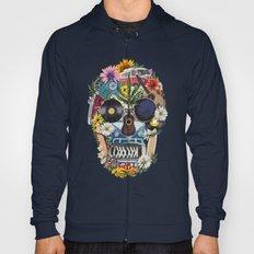 summer skull Hoody
