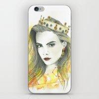 Zodiac - Leo iPhone & iPod Skin