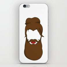 Ashlyn iPhone & iPod Skin