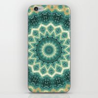Floral Motif iPhone & iPod Skin
