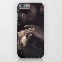 iPhone & iPod Case featuring in darkness, there is light by Melissa Dilger