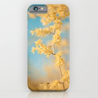 iPhone & iPod Case featuring I Dream In Yellow by Marisa Johnson :: Art & Photography