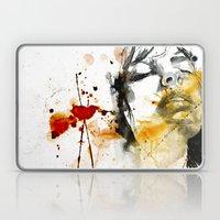 splash portraits Laptop & iPad Skin