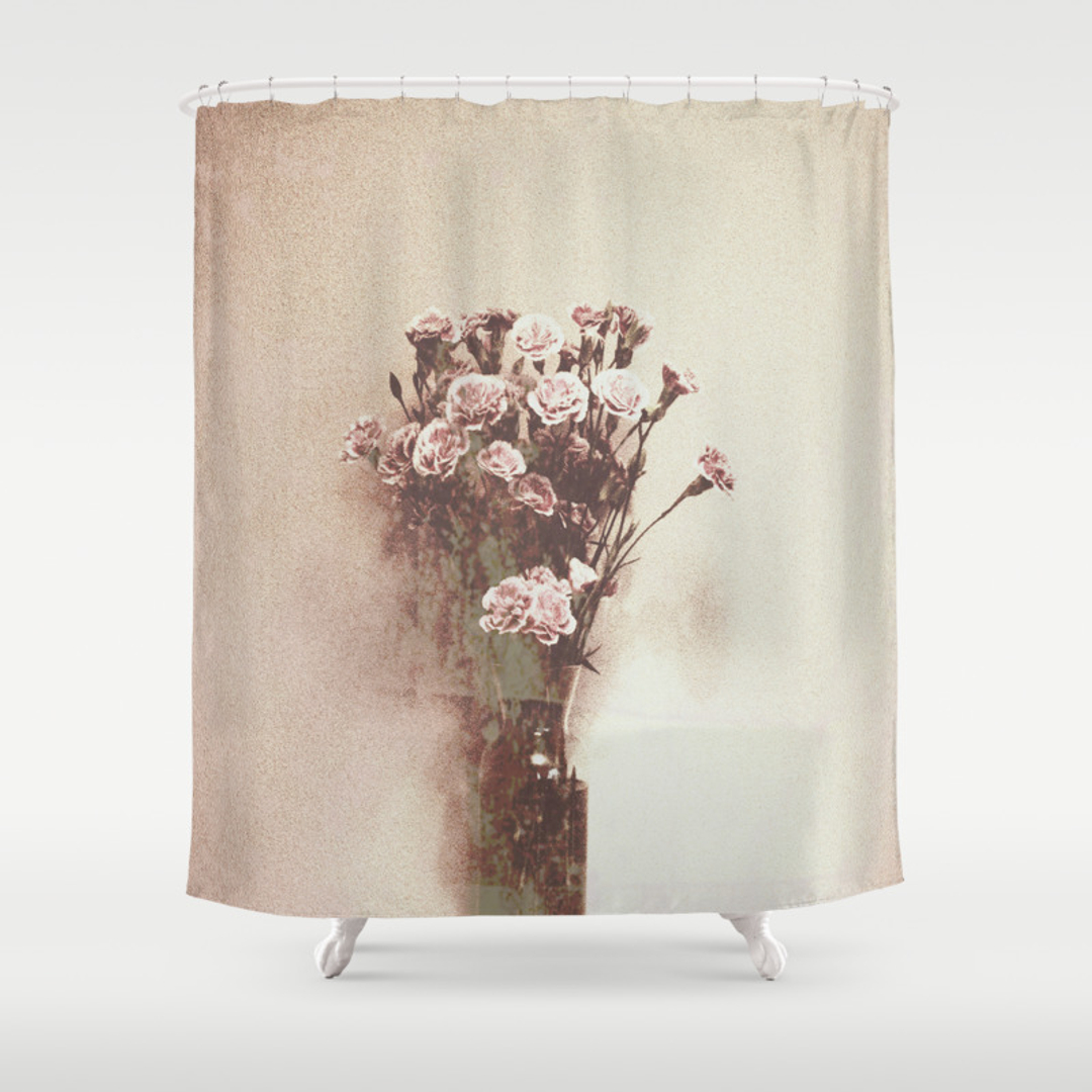 Popular Vintage Shower Curtains Society6