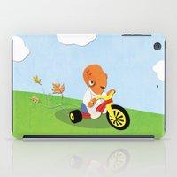 SW Kids - Big Wheel Ackb… iPad Case