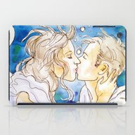Underwater Kiss iPad Case