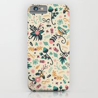 iPhone & iPod Case featuring Deck the Halls by Poppy & Red
