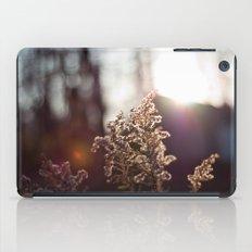 Goldenrod Light iPad Case