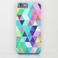 Triangle Mix #4 iPhone 6 Slim Case