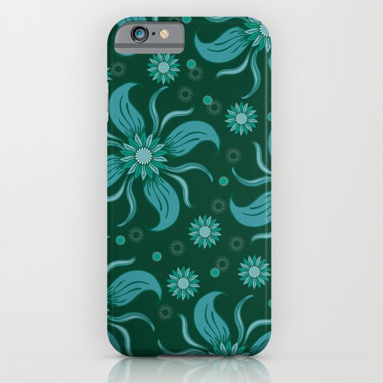 Floral Obscura iPhone & iPod Case