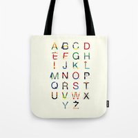 ABC SH (Option 2) Tote Bag