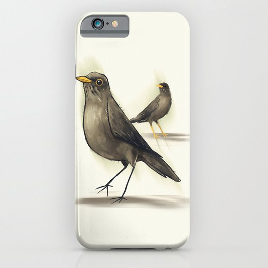 Chilean Fieldfare iPhone & iPod Case