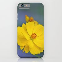iPhone & iPod Case featuring Coreopsis 3 by Kimberly Castello