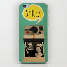 Color Chaos Collection -- Smile iPhone & iPod Skin