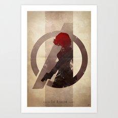 Avengers Assembled: The … Art Print